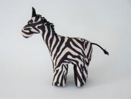 Zebra, Stoffen decoratiedier