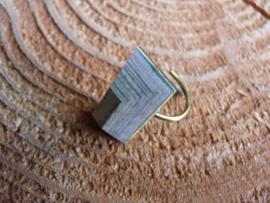 Afrikaanse ring, Tehuti brass