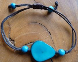 Armband, Tajita turquoise