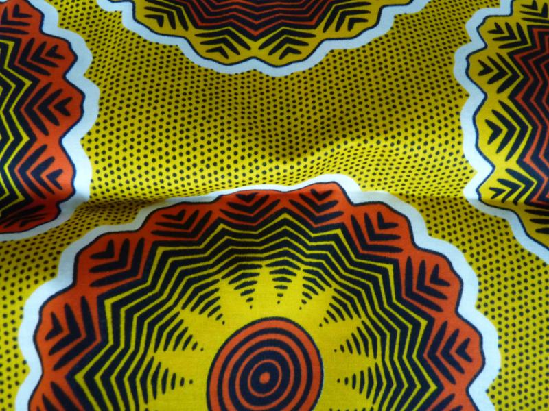 Summer, Afrikaanse stof