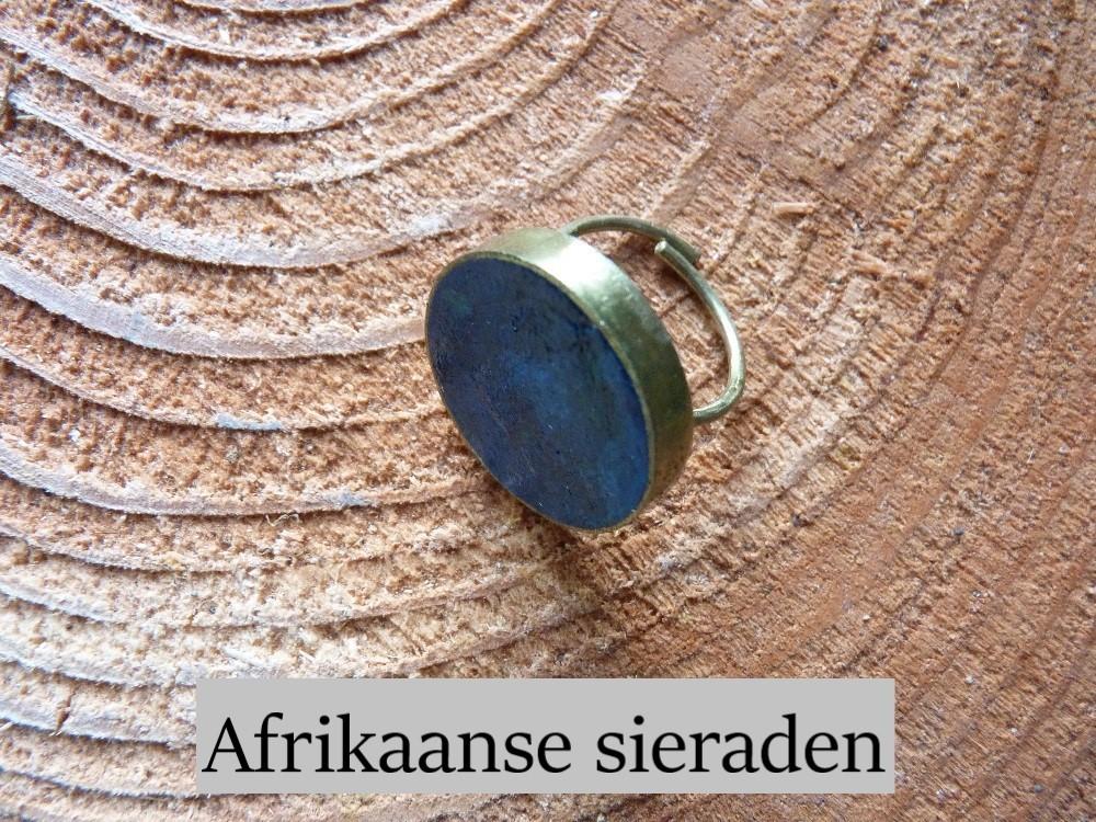 Afrikaanse sieraden