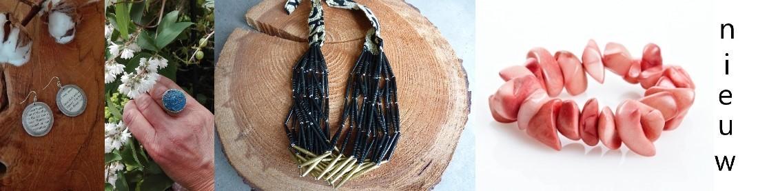 Originele Afrikaanse sieraden