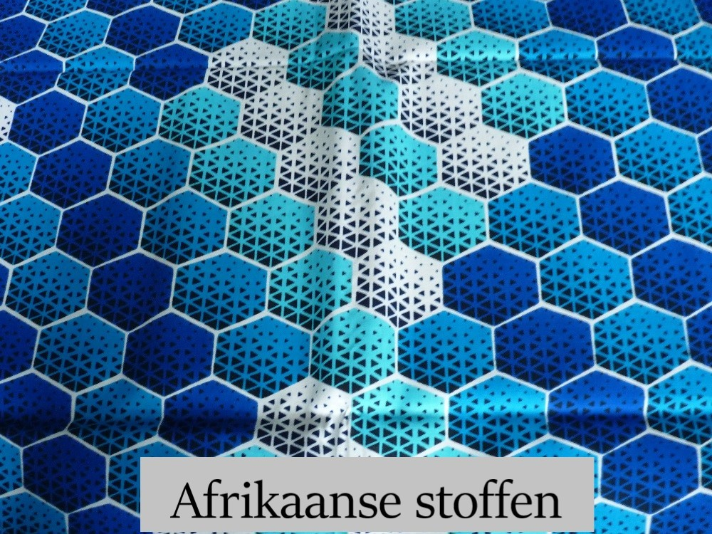 Afrikaanse waxstoffen