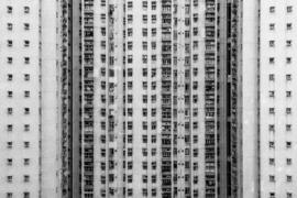 Gray Facade Hong Kong