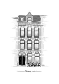Jouw huis getekend