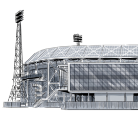 Feyenoord Stadion De Kuip 2