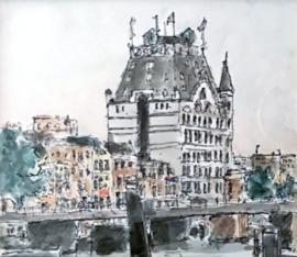 Gastblog Rotterdamse Stadstekenaars: John Neve