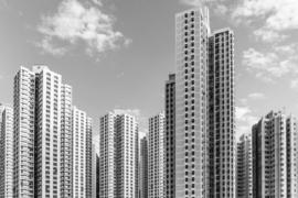 Hong Kong Highrises