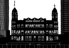 Oud Rotterdam: Hotel New York
