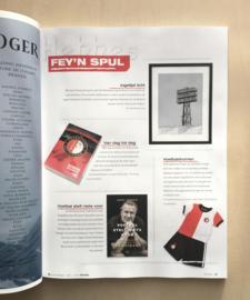 'Lichtmast' in Feyenoord Magazine