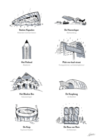 Bijnamen Rotterdamse Gebouwen