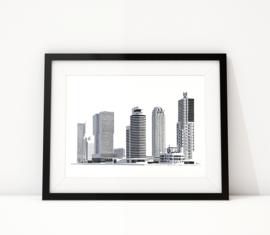 Skyline: Wilhelminapier