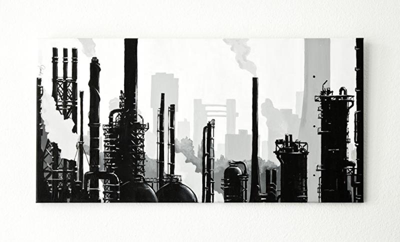Haven Rotterdam: Shell Pernis