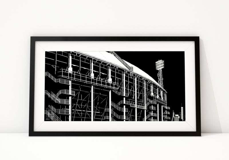 Feyenoord Stadion De Kuip 1