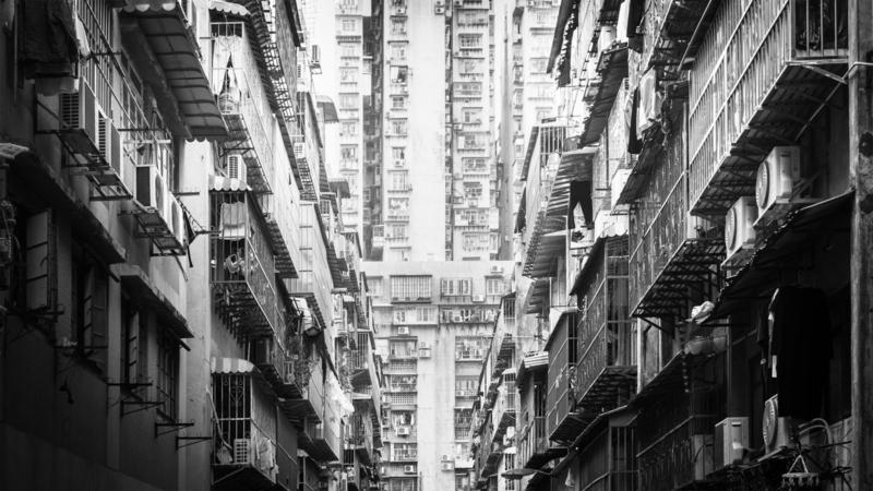 Dystopic Macau