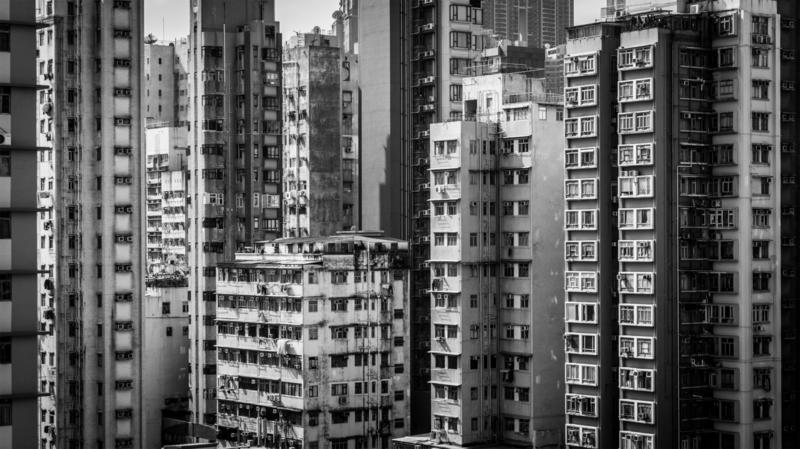 Dense Kowloon