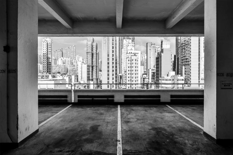 Parking Garage Hong Kong