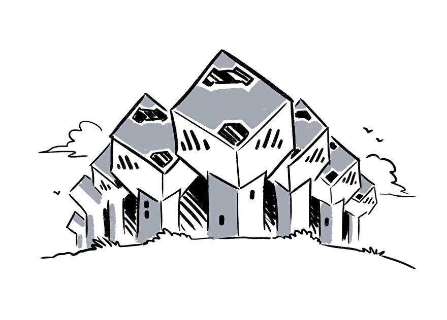 8 Leuke bijnamen van gebouwen in Rotterdam