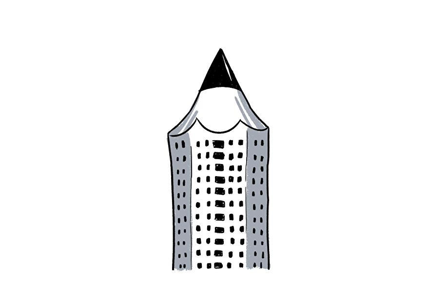 8 Leuke bijnamen van gebouwen in Rotterdam: Blaaktoren