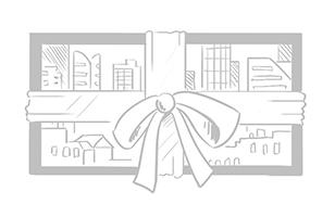 Bestel tekeningen van de skyline en haven van Rotterdam