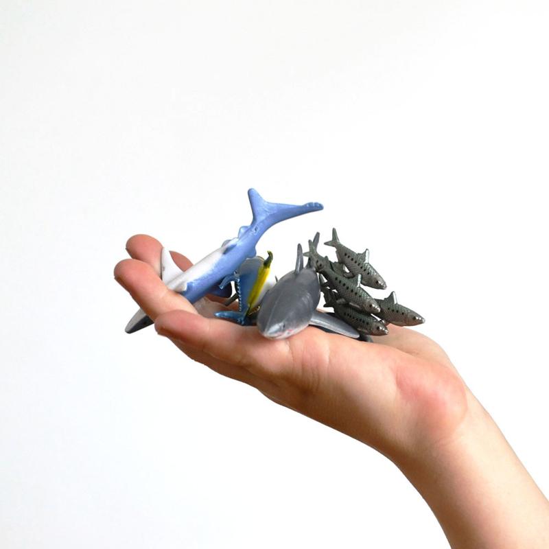 klei kit haaien