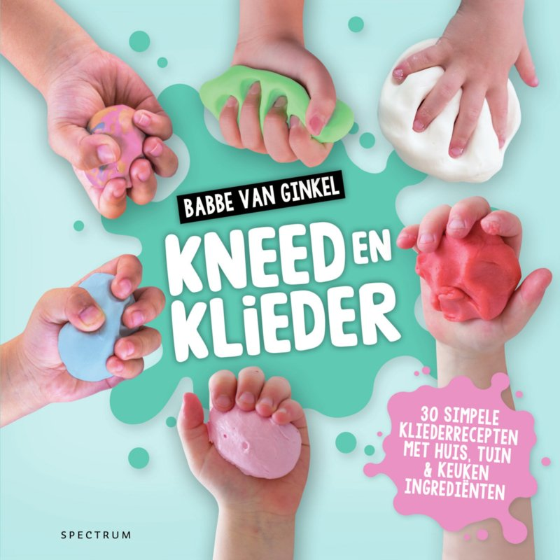 boek Kneed en Klieder