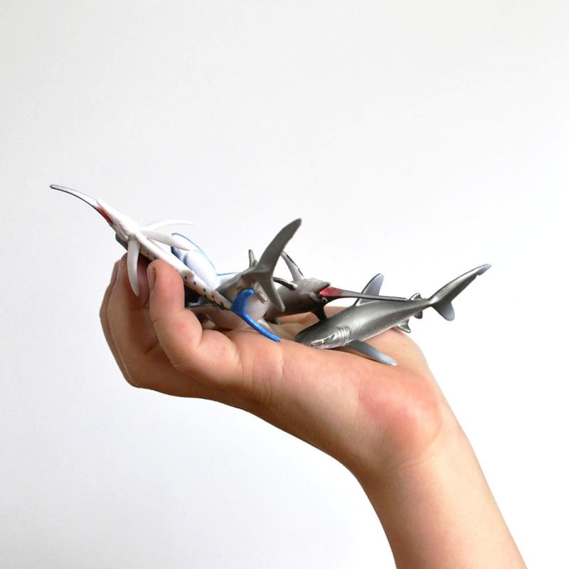 klei kit haaien groot