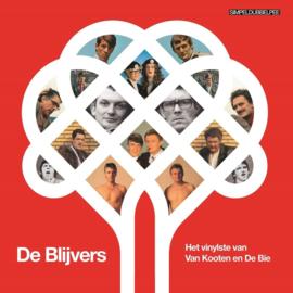 """12"""" Van Kooten en De Bie - De Blijvers 2LP ♪"""