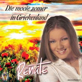 """7"""" Renate – Die Mooie Zomer In Griekenland / M'n Dagboek (2021) ♪"""