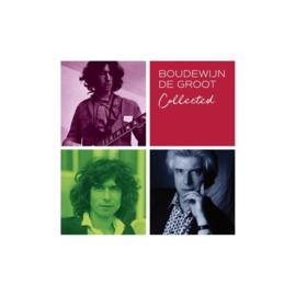 """12"""" Lp Boudewijn de Groot - Collected (Oa Avond) Wit Vinyl 2-Lp (2020)  ♪"""