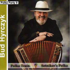 "7"" Bud Hyrczyk – Polka Train / Setniker's Polka (2020)"