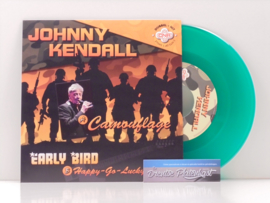 "7"" Johnny Kendall - Camouflage (Groen Transparant Vinyl) (2019) ♪"