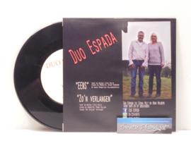 """7"""" Duo Espada - Eens / Zo'n Verlangen ♪"""