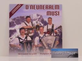 """7"""" D'Neuneralm Musi - Vertraumte Bergwelt ♪"""
