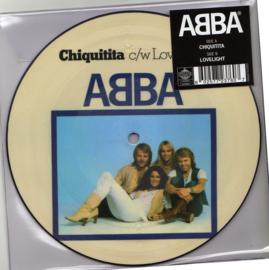 "7"" Abba - Chiquitita PICTURE DISC (2019) ♪"