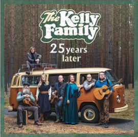 "12"" Lp Kelly Family - 25 Years Later *2-LP*  ♪"
