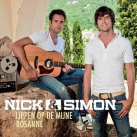 7″ Nick & Simon - Rosanne / Lippen Op de Mijne (2009) ♪
