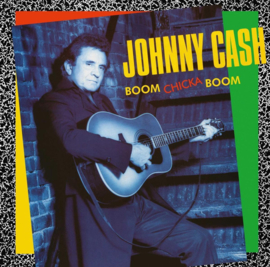 "12"" Lp Johnny Cash - Boom Chicka Boom (Cats In The Cradle) (2020)  ♪"