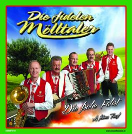 7″ Die fidelen Mölltaler – Die frohe Fahrt / A feines Tanzl VMMF010 - 2021 ♪