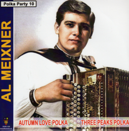 "7"" Al Meixner - Autumn Love Polka / Three Peaks Polka (2020)"