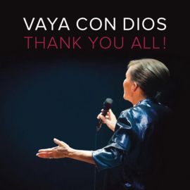 "12"" Lp Vaya Con Dios - Thank You All (2Lp) (2020)  ♪"