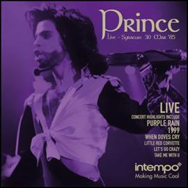 "12"" Prince – Live - Syracuse 30 Mar '85 Nieuw"