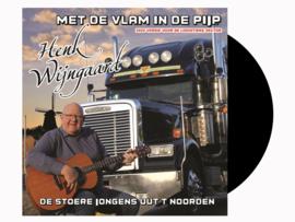 """7"""" Henk Wijngaard - Met De Vlam In De Pijp (2020 Versie Log. Sector) ♪"""