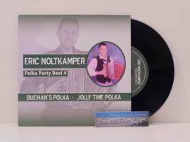 "7"" Polka Party 4 : Eric Noltkamper - Buchan's Polka (2009) ♪"