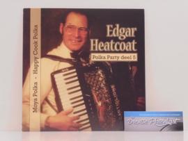 """7"""" Edgar Heatcoat - Moya Polka / Happy Cook Polka ♪"""