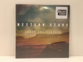 "7"" Bruce springsteen - Western Stars ♪"
