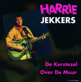 """7"""" Harrie Jekkers - De Kerstezel / Over De Muur (Klein Orkest) - 2020 ♪"""