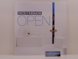 "12"" Nick & Simon - Open  ♪"