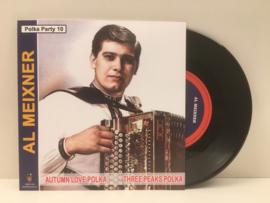 "7"" Al Meixner - Autumn Love Polka / Three Peaks Polka (2020)"