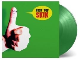 """12"""" Lp Skik - Best Tof (Oa Op Fietse) Groen Vinyl 2-Lp (2020)  ♪"""